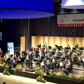2018 Mid Europe Eröffnungskonzert 003 © Congress Schladming