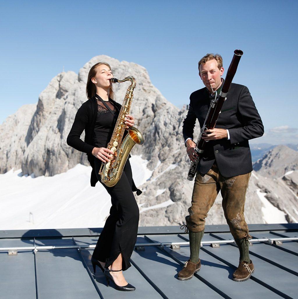 2019 Mid Europe Sujet Fotos Dachstein 056 © Herbert Raffalt
