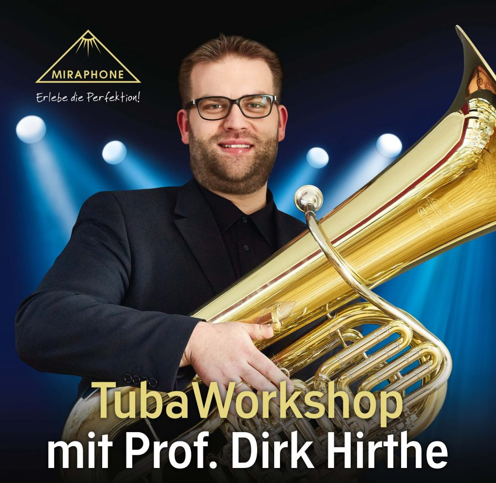 Tuba Workshop Bild
