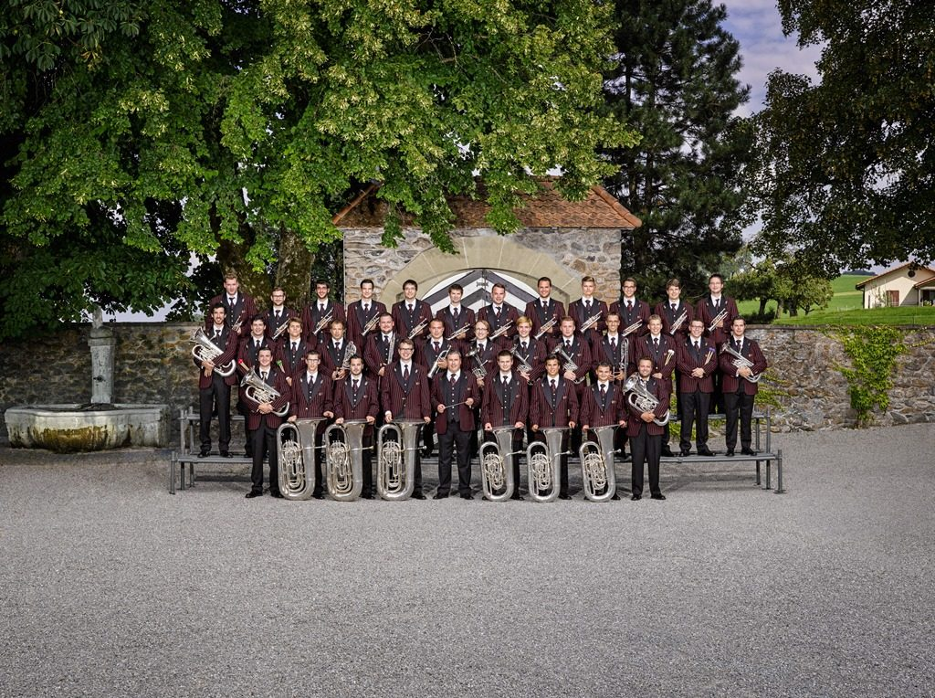 6522 01 Swiss Army Brass Band