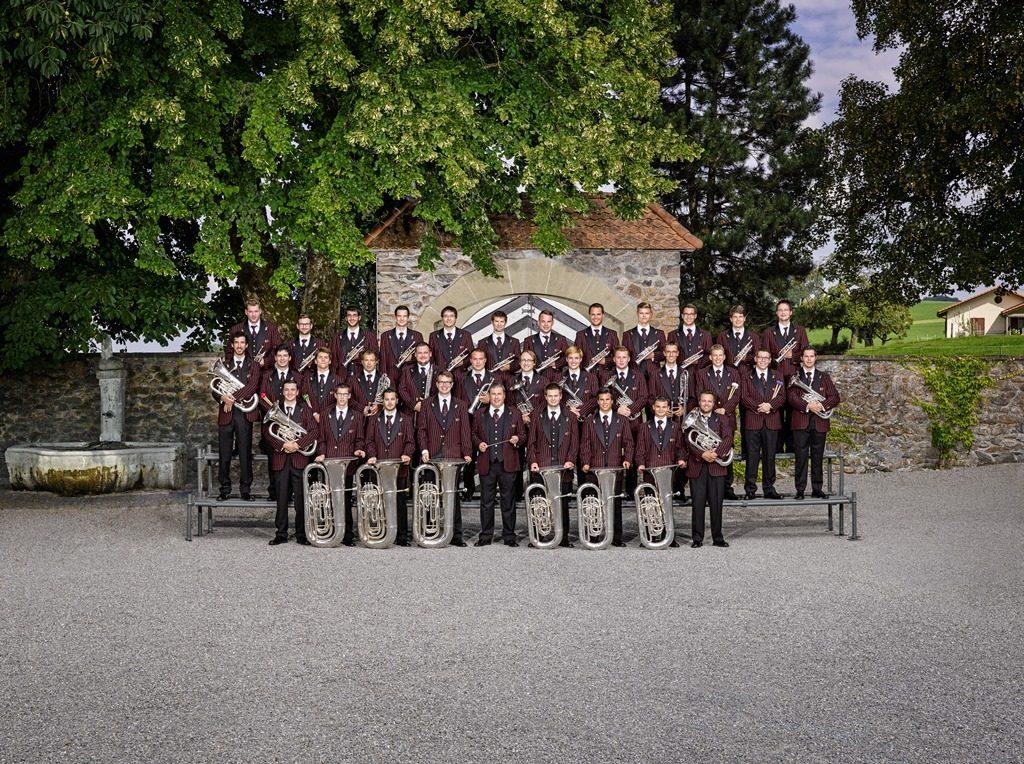 6522 01 Swiss Army Brass Band
