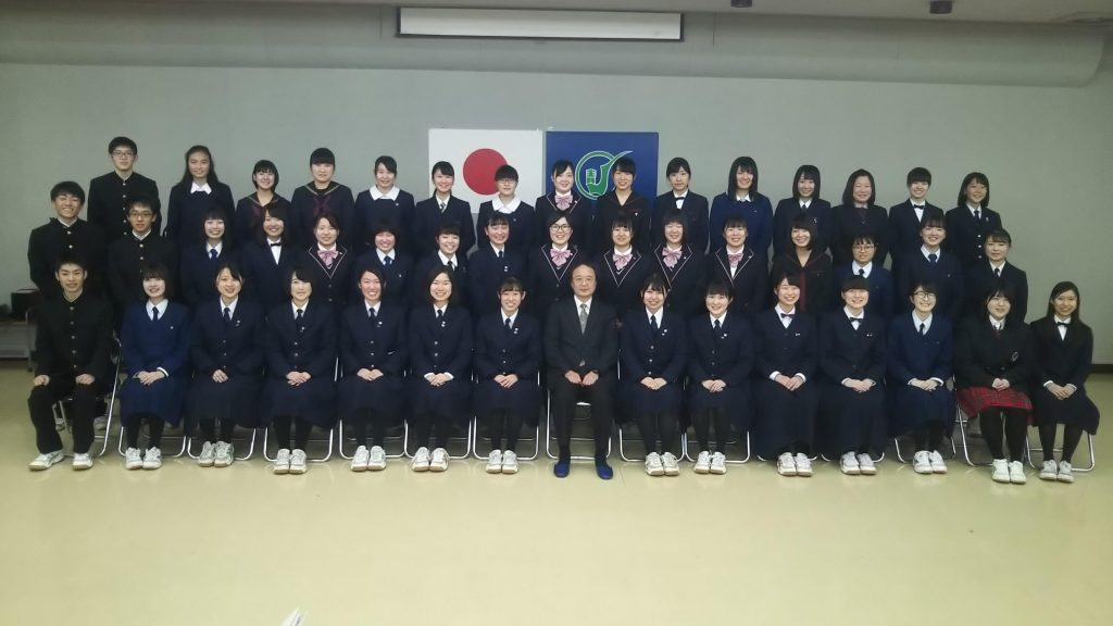 Aomori Prefecture Selected High School Band