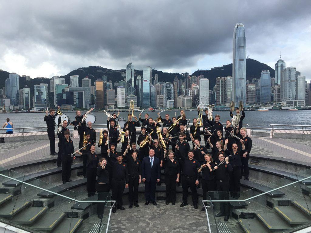 Australian Youth Band Hong Kong 2016