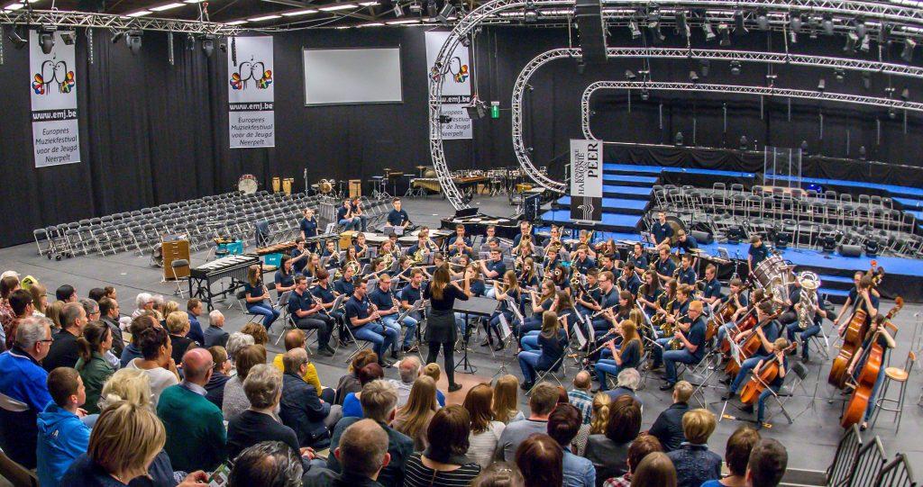 Jeugdorkest Koninklijke Harmonie Van Peer Kl