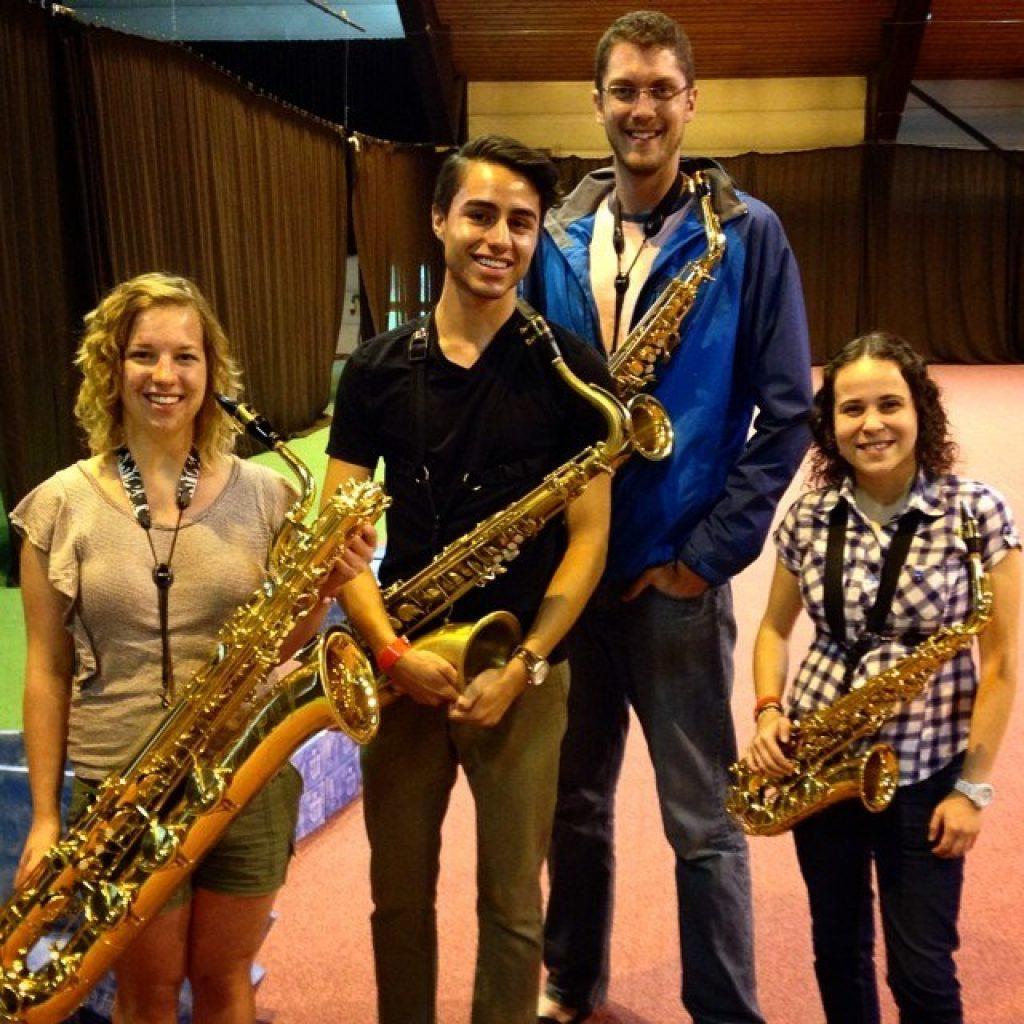 Saxofriends Quartet
