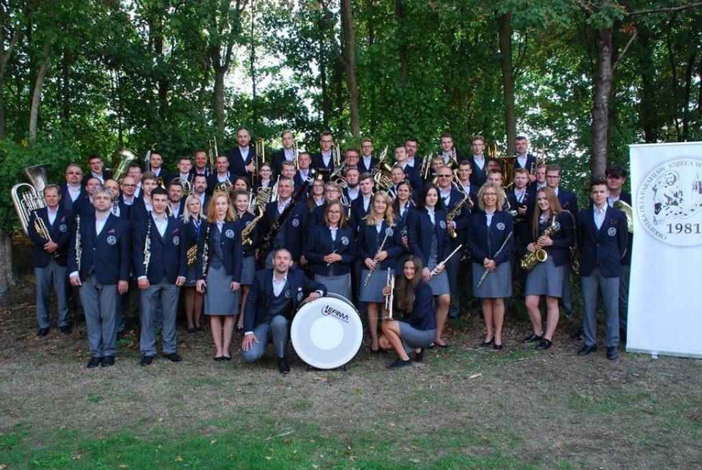 St  Josephs Concert Band From Opole Szymaniec