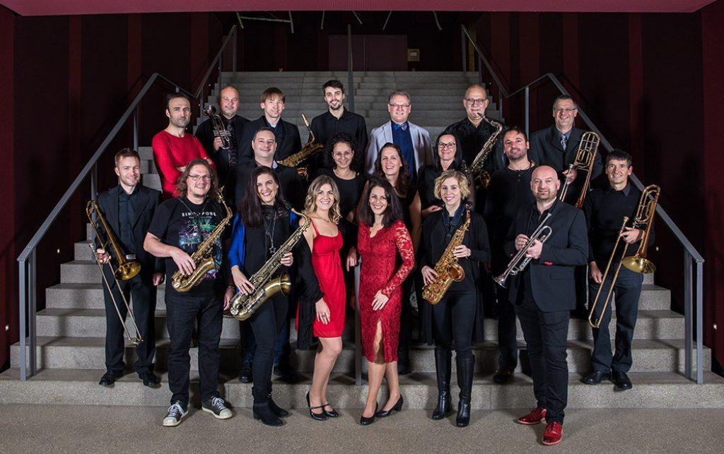 Big Band Schladming 9055