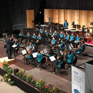 Hod Hasharon Youth Honors Band